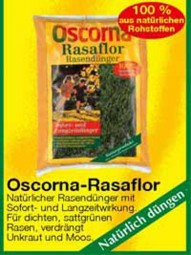 Oscorna-Rasenflor-Rasendünger 10 kg Packung